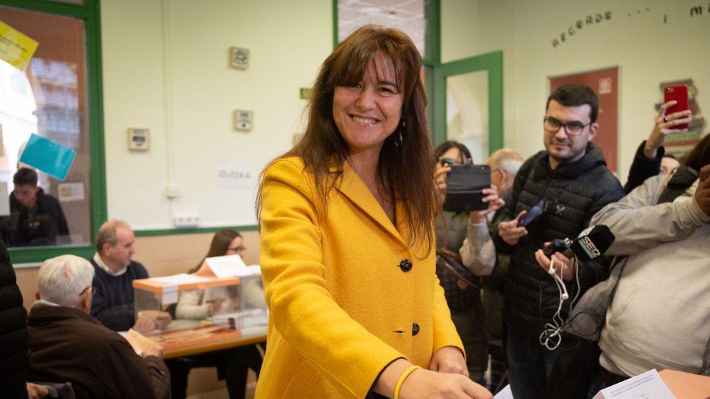 El Supremo estudia si investiga a la 'delfina de Puigdemont' Laura Borrás por adjudicaciones irregulares