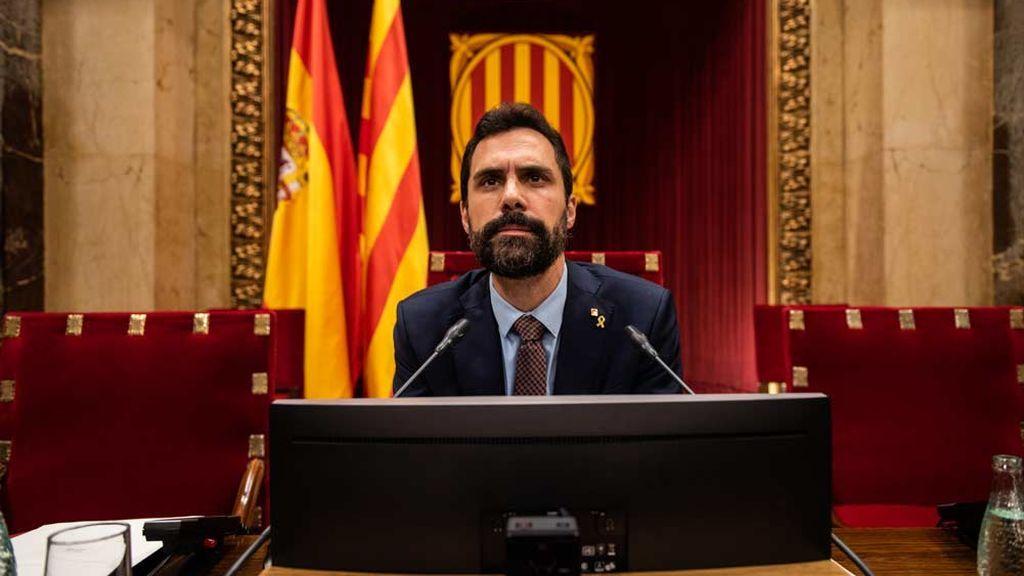 El Parlament de Cataluña vota la resolución conjunta contra la sentencia del 'procés'
