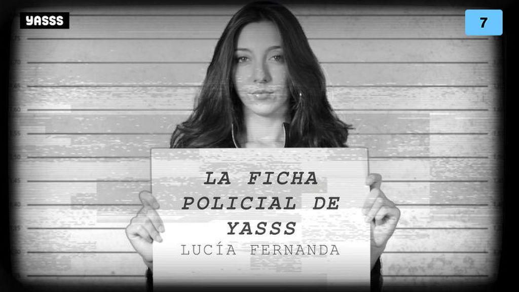 Lucía Fernanda se desmelena y muestra su lado más hot en un intenso interrogatorio