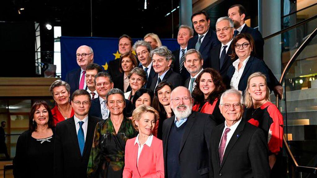 La nueva Comisión pasa el examen del Parlamento Europeo