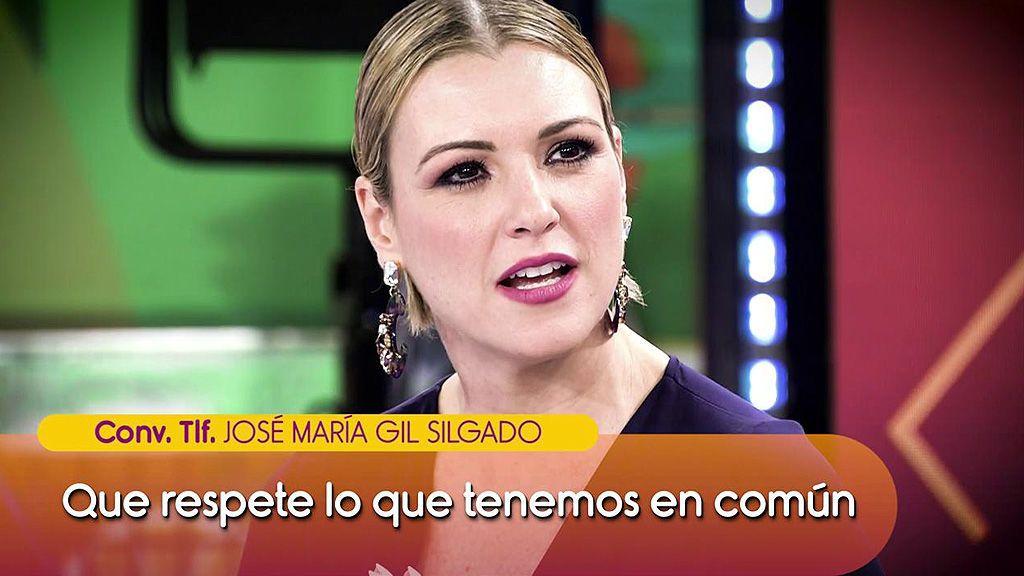 Julio Ruz y Gil Silgado acusan a Mª Jesús Ruiz de montaje: aseguran que ella sabía que su actual novio está casado