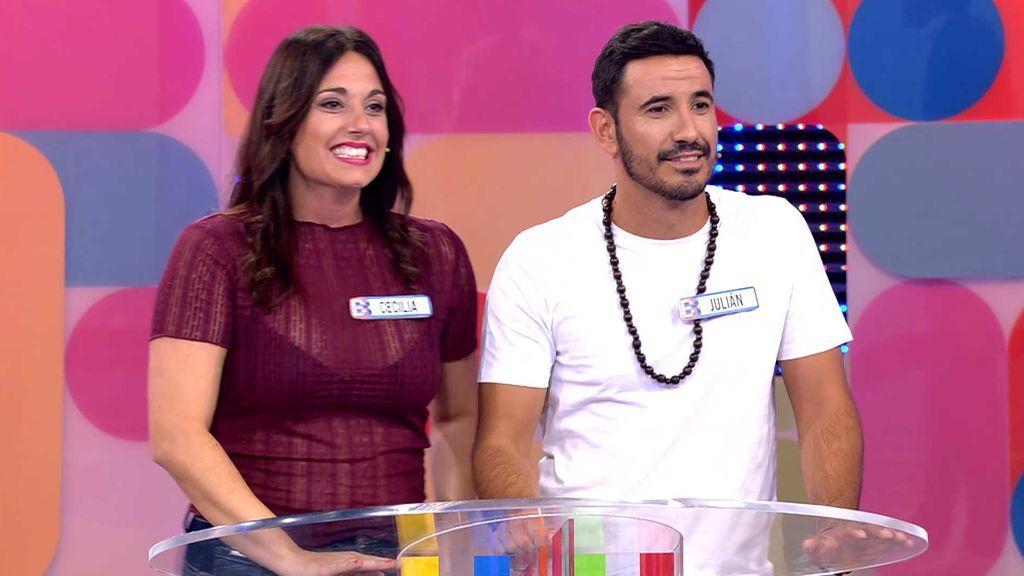 Cecilia y Julián fallan y regresan a casa en su tercer programa
