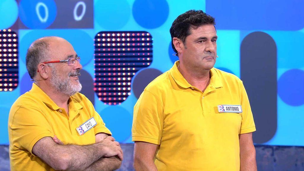 'El Bribón' les juega una mala pasada a los 'hermanos mostaza' y solo ganan cinco euros