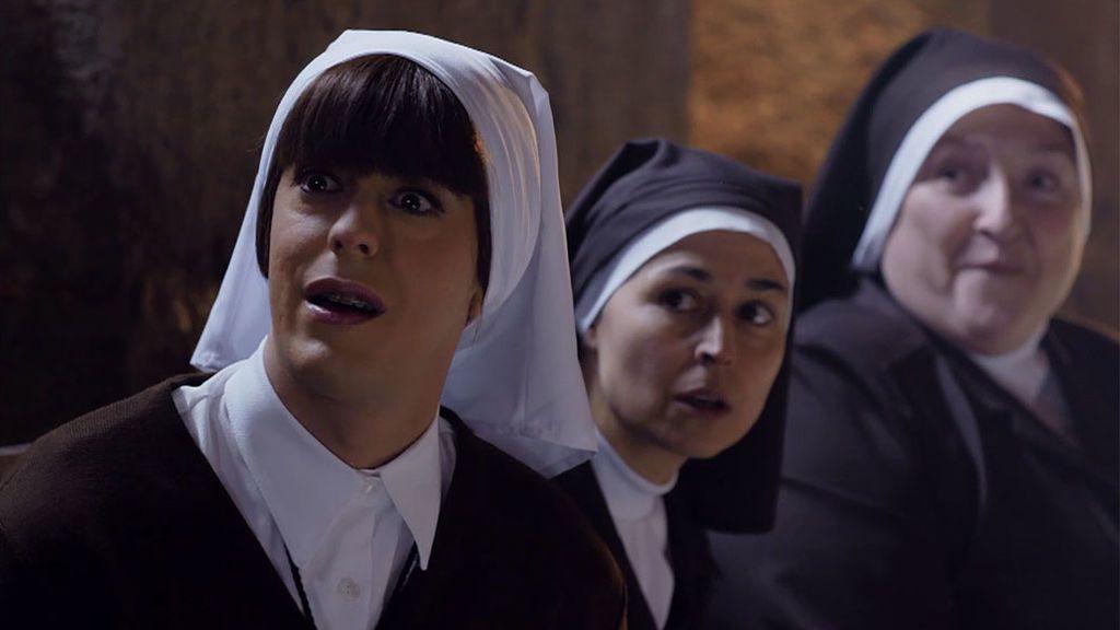 Sor Alba ahora es madre abadesa