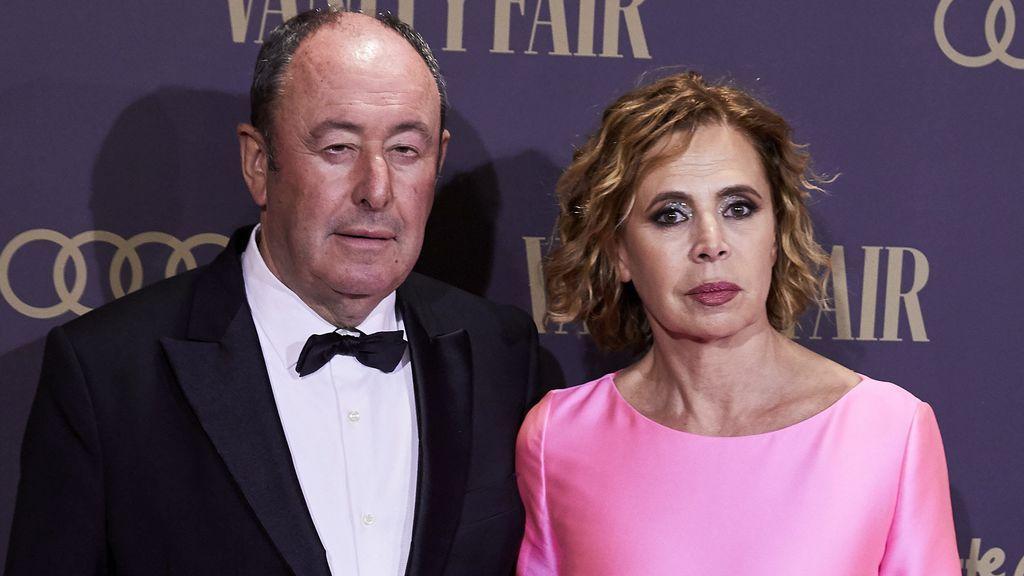 El novio de Agatha Ruiz de la Prada, pillado con la ex de Kiko Rivera