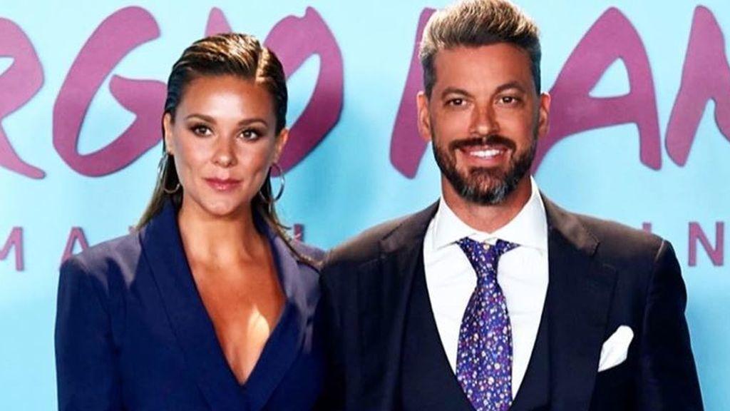 Lorena Gómez y René Ramos esperan su primer hijo juntos