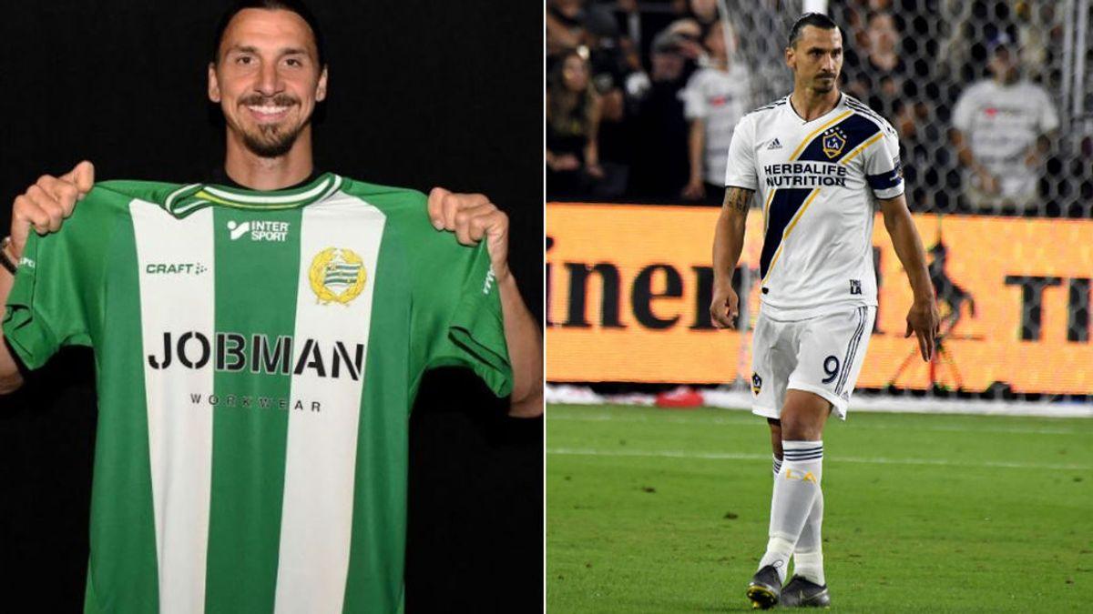 """Ibrahimovic compra parte de un club sueco para convertirlo en el """"mejor club de Escandinavia"""""""
