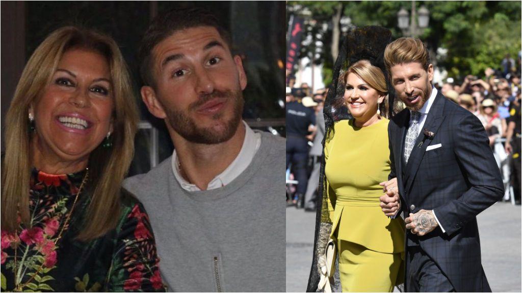 """Sergio Ramos felicita a su madre en su cumpleaños: """"Por lo que me enseñas, por lo que me apoyas"""""""