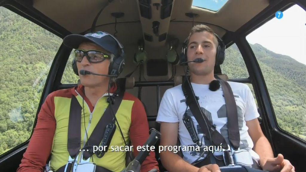 'Volando voy' llega a Huesca