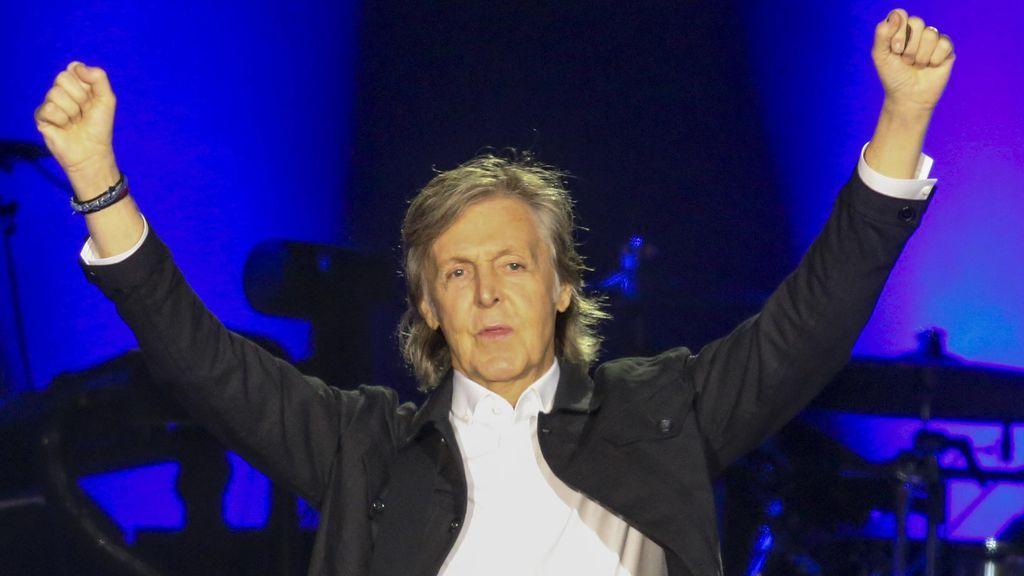 Paul McCartney anuncia un concierto único en España y un nuevo libro para sus nietos