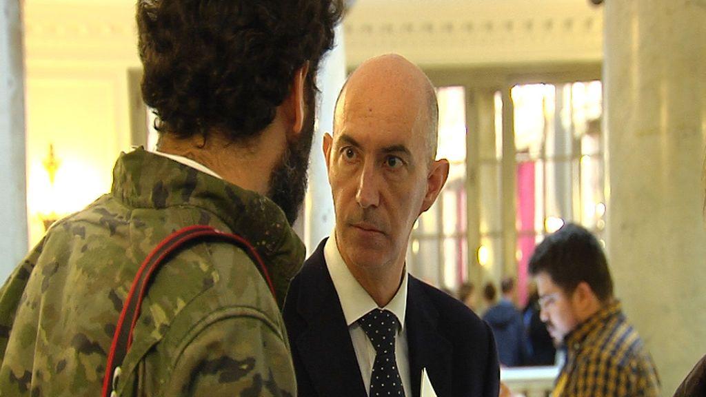 José Gosálvez, concejal portavoz de VOX en el Ayuntamiento de Valencia