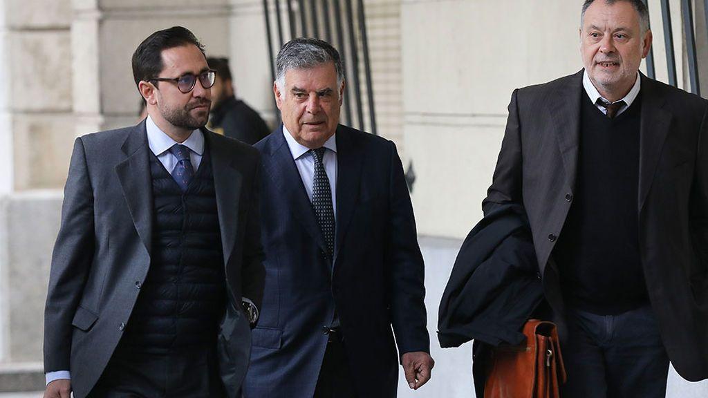 El tribunal de los ERE decidirá el viernes si dicta prisión inmediata para cuatro condenados