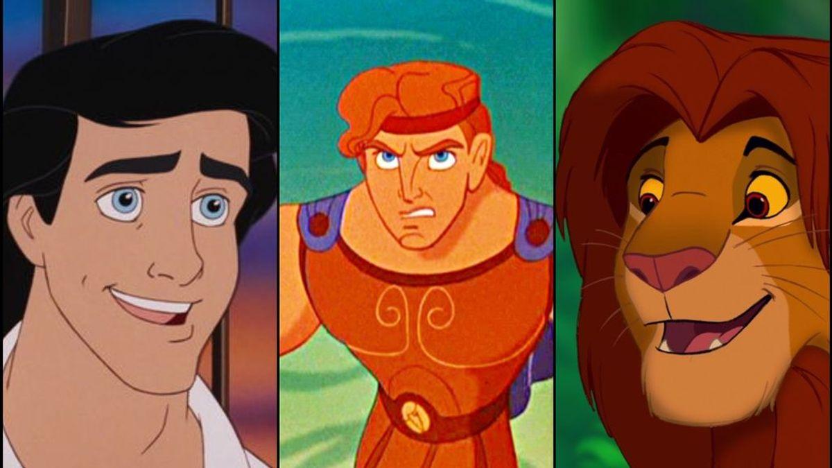 Todos tenemos un príncipe Disney favorito: no son protagonistas, pero también molan