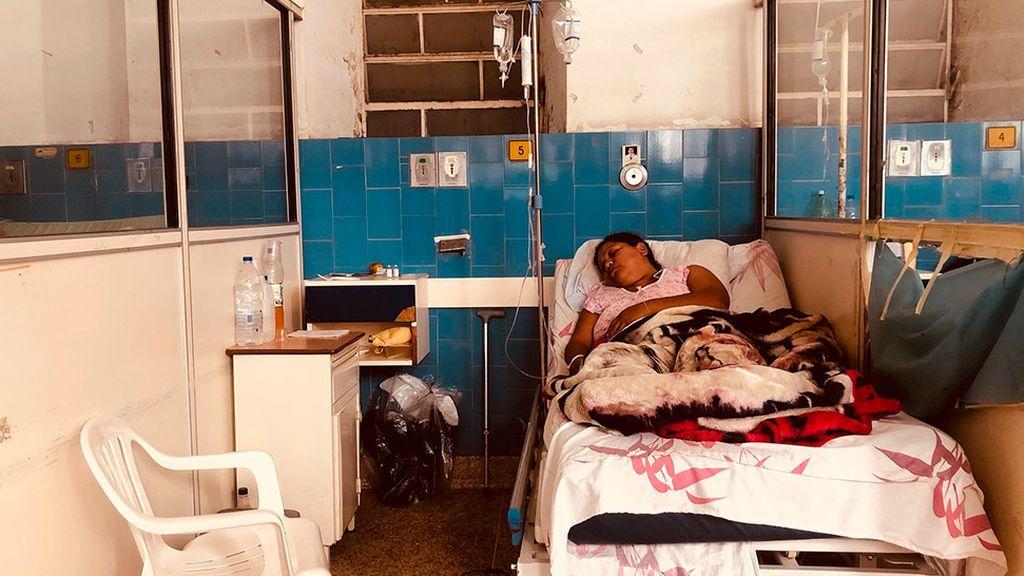 La sanidad en Venezuela