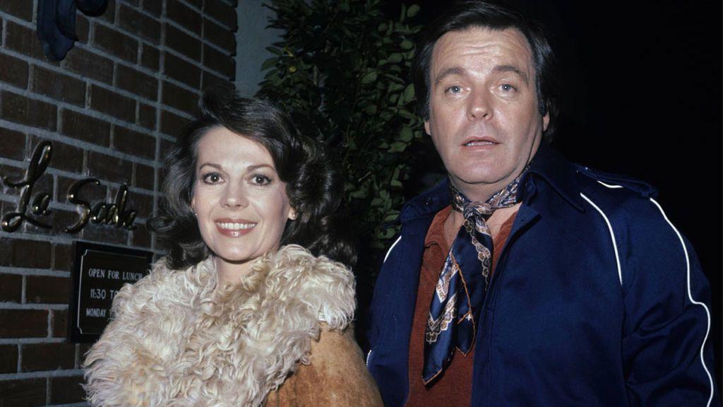 Natalie Wood y Robert Wagner