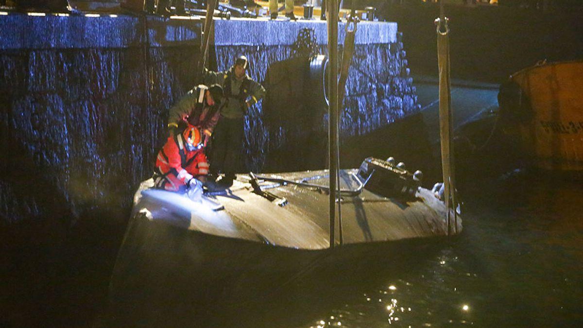 A un metro bajo el agua para evitar los radares: así funcionaba un narco-submarino
