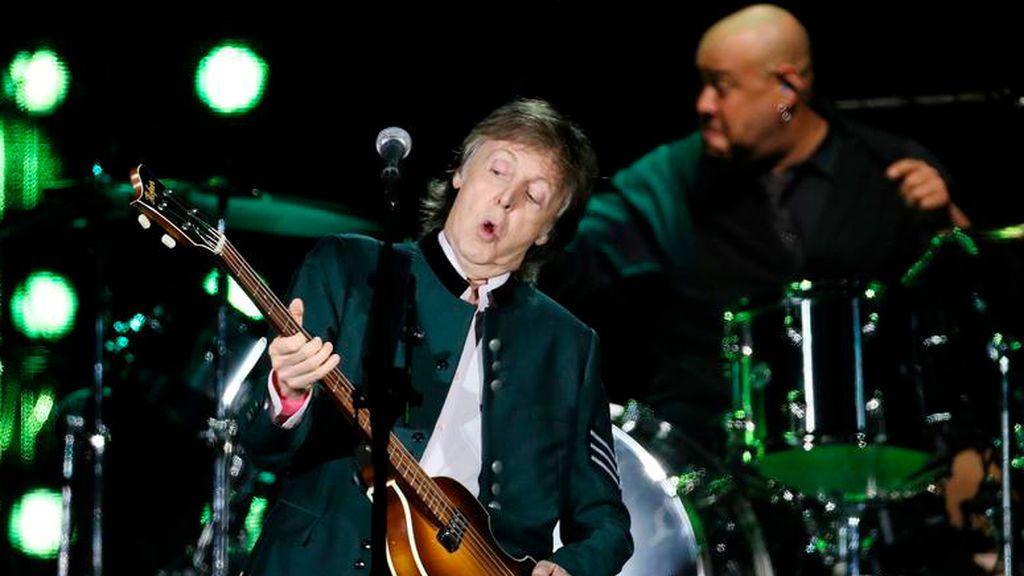 Paul McCartney actuará en Barcelona en junio de 2020