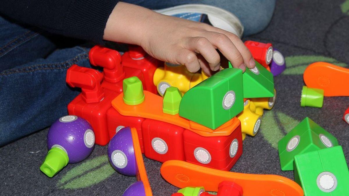 La avalancha de juguetes chinos tóxicos pone en peligro la salud de los niños