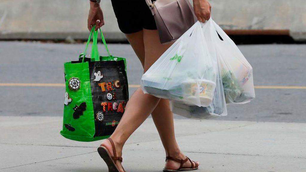 """Las bolsas de plástico """"para toda la vida"""" están empeorando el problema del plástico"""