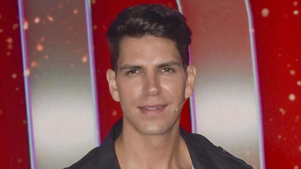 """Diego Matamoros posa en ropa interior tras perder diez kilos: """"Va mejorando todo"""""""