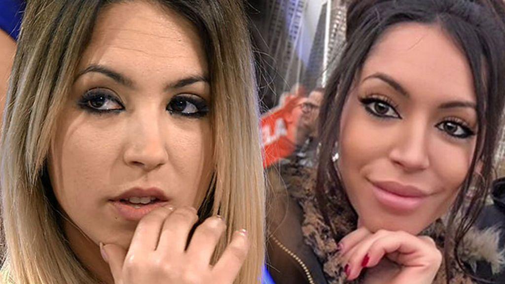 """Melani 'MyHyV' posa irreconocible con su novio y sus seguidores reaccionan: """"Me gustaba más antes, más natural"""""""