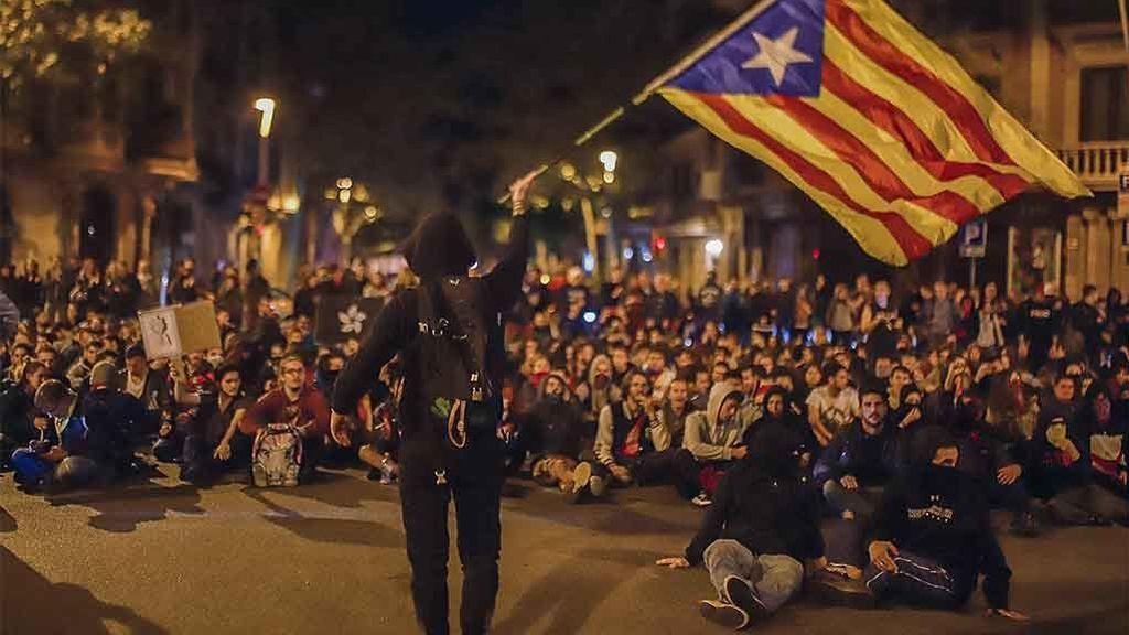 50 días después de la sentencia del 'procés': mes y medio de altercados y protestas en Cataluña