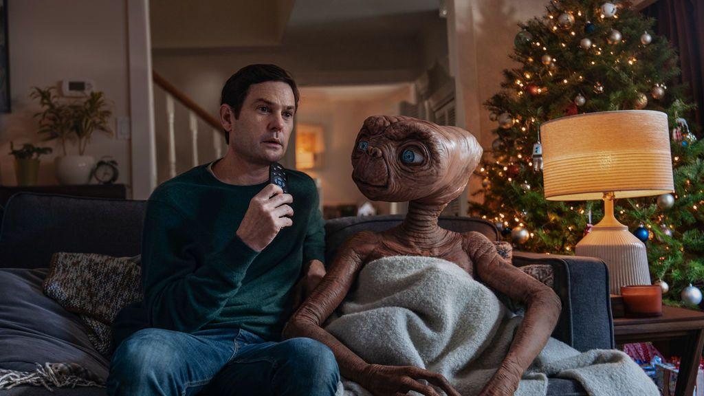 E.T. se reencuentra con su amigo Elliot 37 años después
