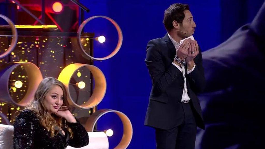 Rocío Flores ha compensado el concurso de su padre