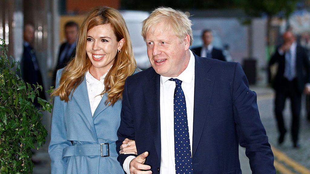 Las parejas de los candidatos británicos