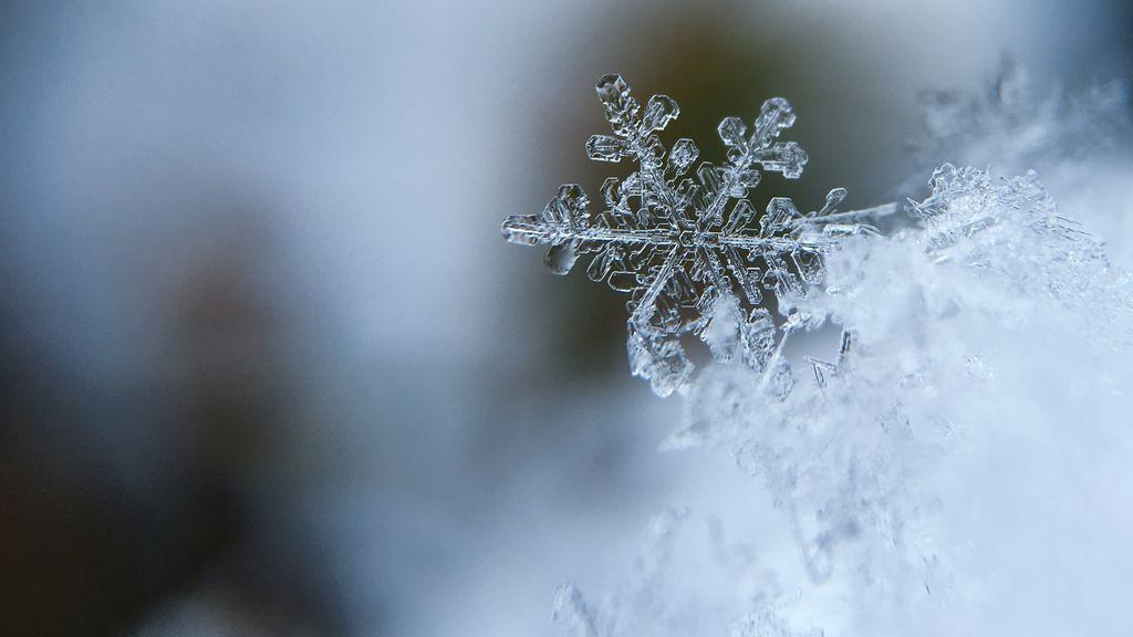 Aviso especial de la Aemet: el aire polar traerá bajo ceros desde el domingo
