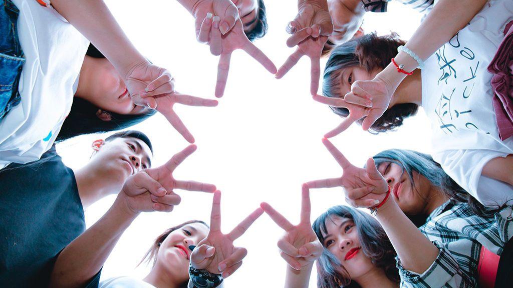 NO PUBLICAR Por qué tantos jóvenes y adolescentes se enganchan al voluntariado