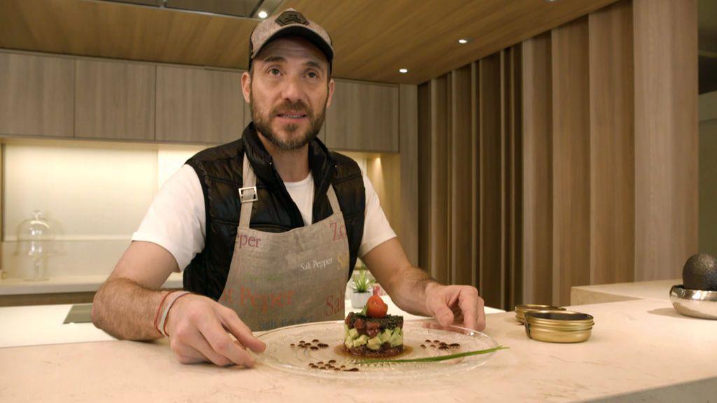 """Antonio David sorprende con un menú muy sofisticado: """"Me encanta cocinar"""""""