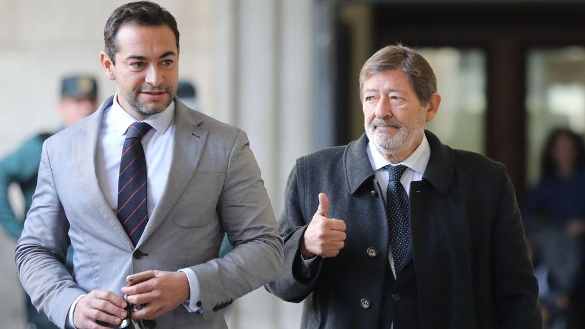 El tribunal de los ERE no envía a prisión a Guerrero, Fernández, Viera y Márquez