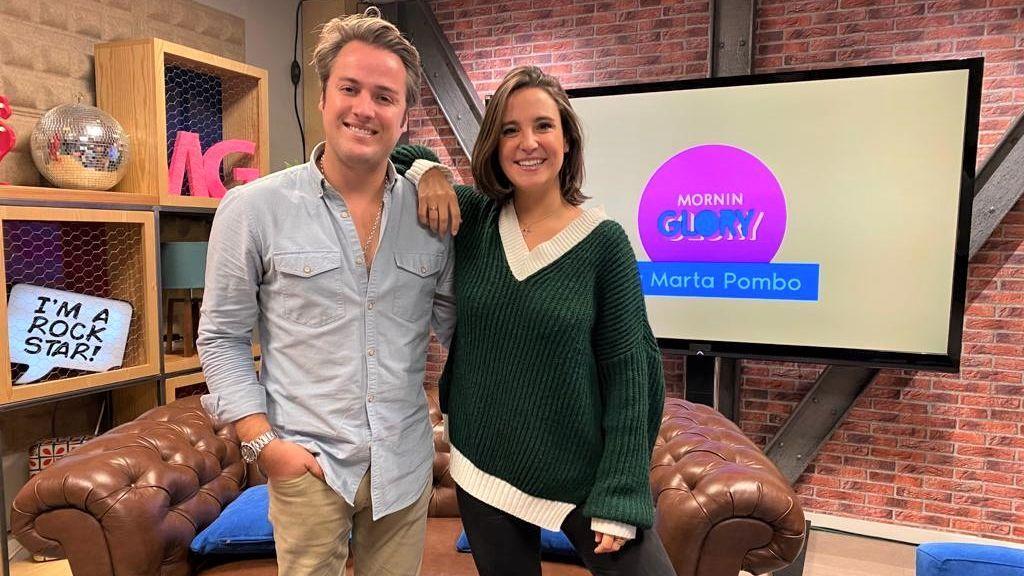 MorninGlory by Marta Pombo: conociendo a la nueva presentadora