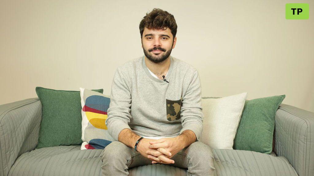 Miguel Gane, autor de 'Cuando seas mayor' habla claro sobre racismo, inmigración y política