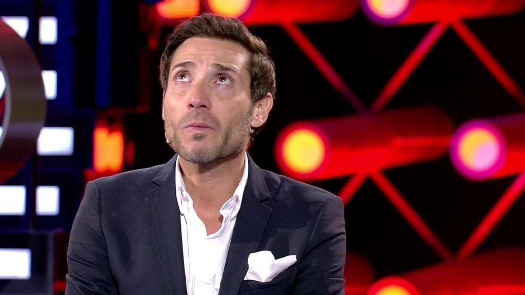 Antonio David desvela emocionado lo que Rocío Jurado le transmitió antes de morir