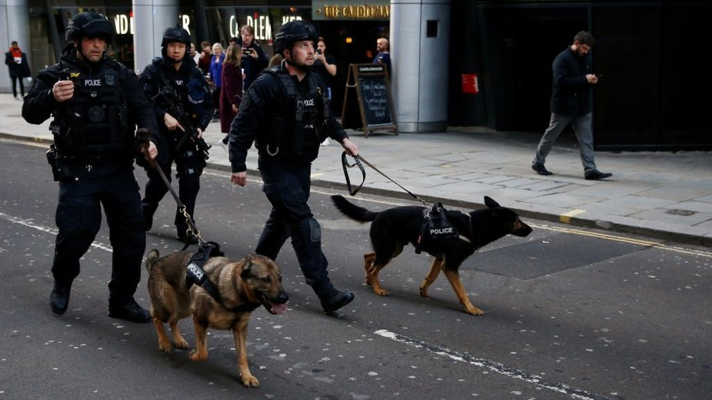 El gesto heroico de la ciudadanía evita una tragedia mayor en el Puente de Londres