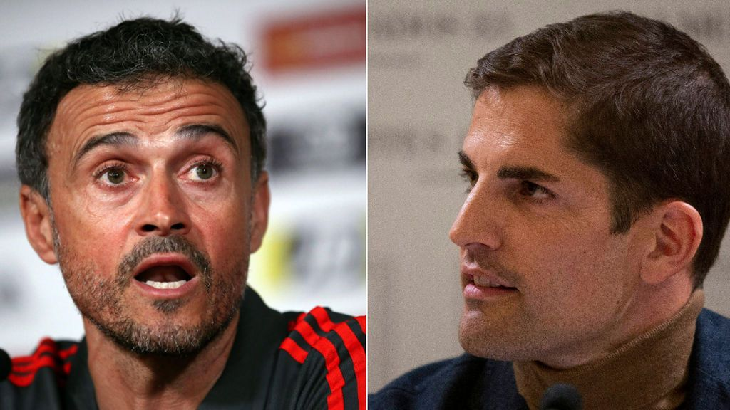 ¿A quién te crees más? ¿A Luis Enrique o a Robert Moreno?