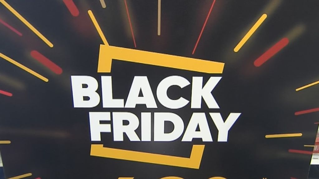Black Friday:  Pistoletazo de salida a las compras de Navidad