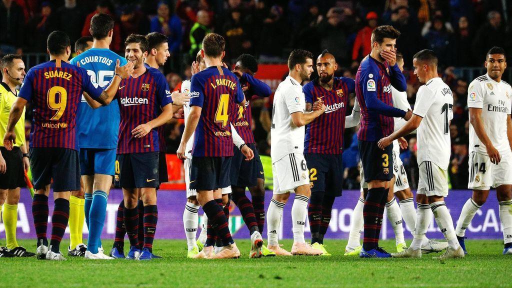 """'Tsunami Democràtic' amenaza el Barça - Madrid: """"El Clásico lo jugaremos todos"""""""