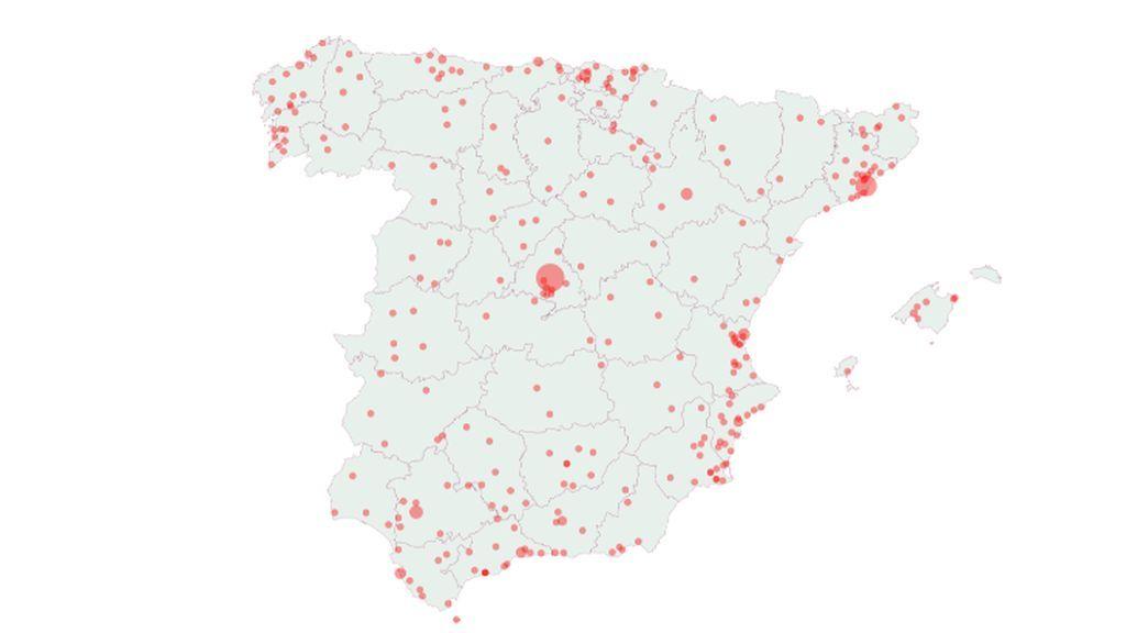 mapa del gordo