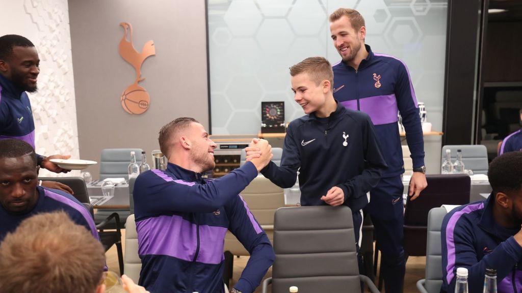 Mourinho invitará a comer con los jugadores a un recogepelotas en cada partido