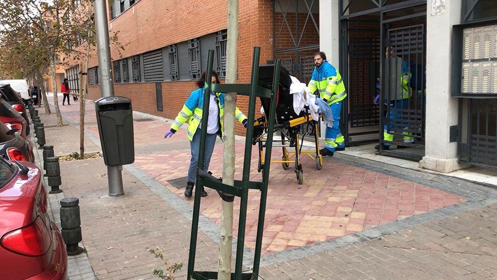 Apuñalada una joven de 24 años en su casa en el barrio madrileño de Vallecas