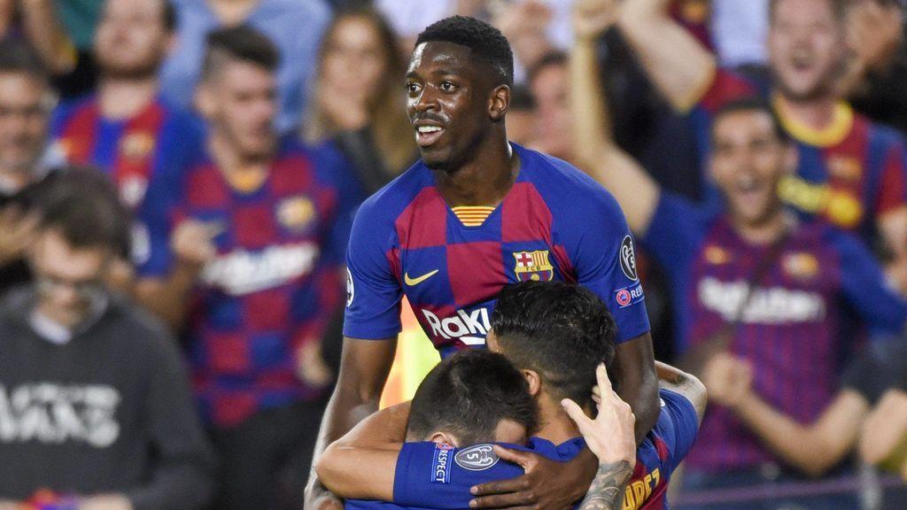 """Dembelé: """"Yo para jugar al FIFA, siempre el Liverpool"""""""