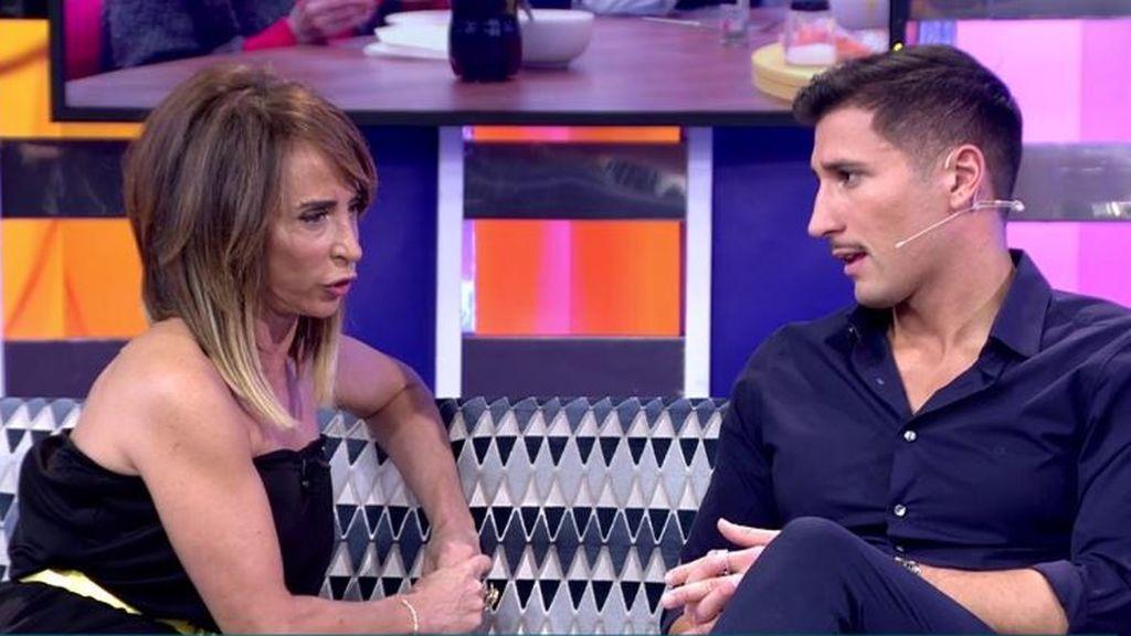 Gianmarco y su miedo con Adara
