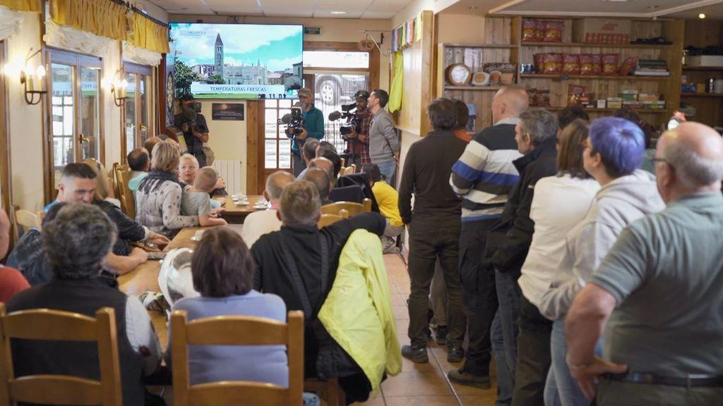 Historia en Ordesa: salen en Informativos Telecinco