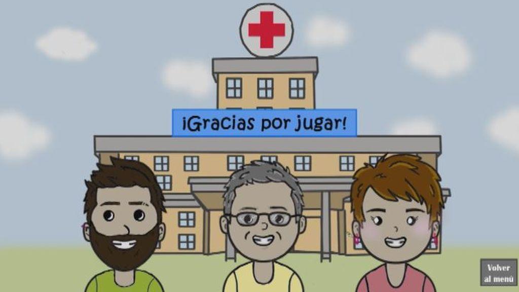 Un 'news game' sobre la cura del sida