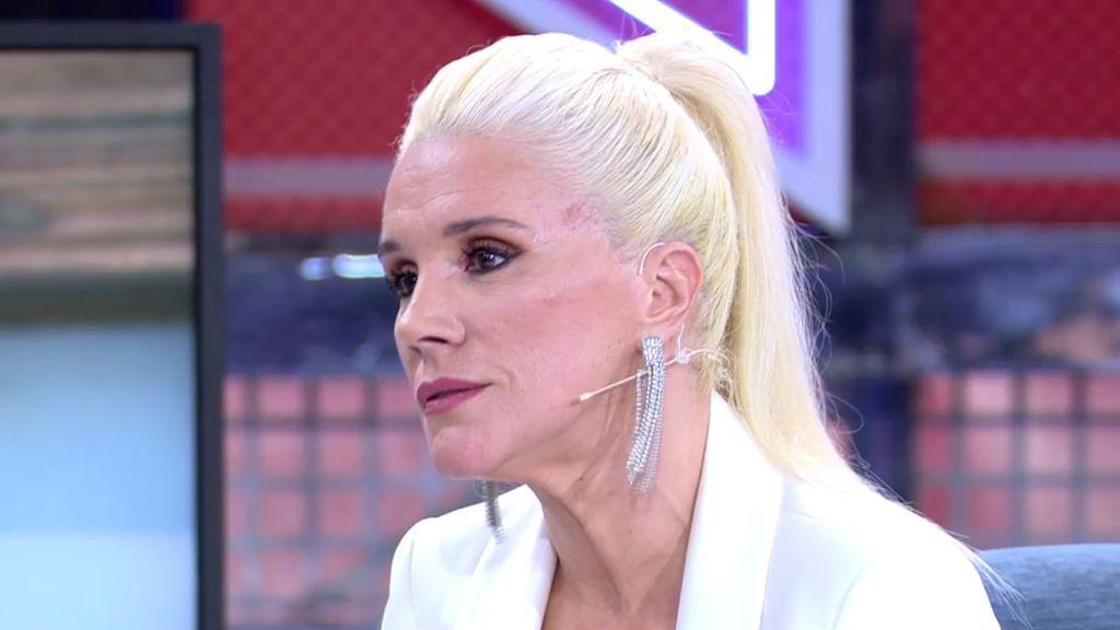 Loly Álvarez cuenta la verdad de la amante de su marido