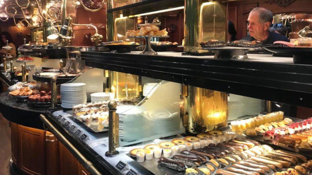 Le Grand Buffets, uno de los mejores bufés libres del mundo