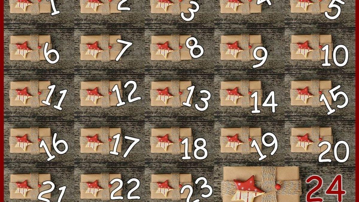 Comienza el calendario de Adviento para los más pequeños: de dónde proviene esta tradición